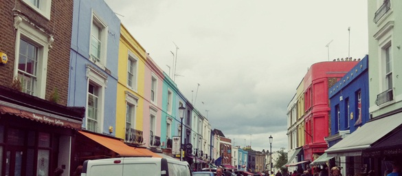 portobello road nothing hill