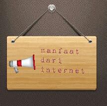 Manfaat Dari Internet