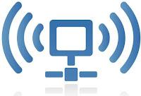Redes do tipo ad-hoc usam um computador ligado à internet por meio de cabo como servidor.
