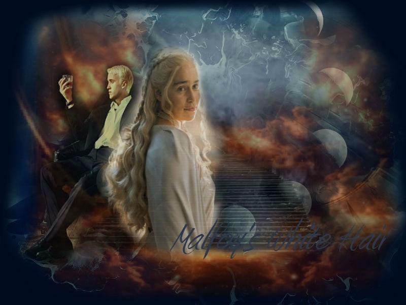 Malfoy's White Hair