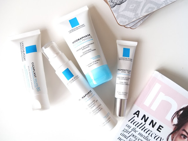 My Favourites From La Roche-Posay