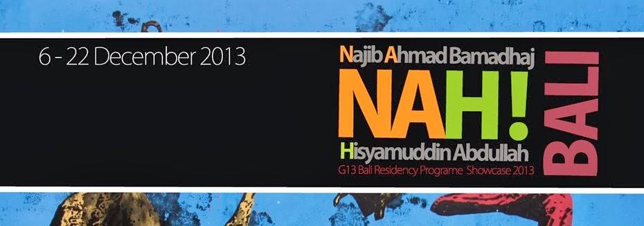 G13 NAH! Bali Residency 2013