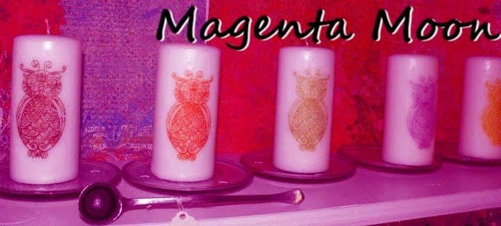 Magenta Moon