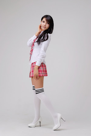 Cha Sun Hwa, Cute School Girl 08