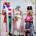 Cosplay ( orang berkostum ) One Piece