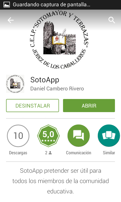 SotoApp