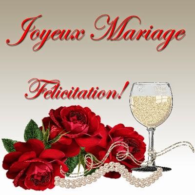 Carte heureux mariage à imprimer