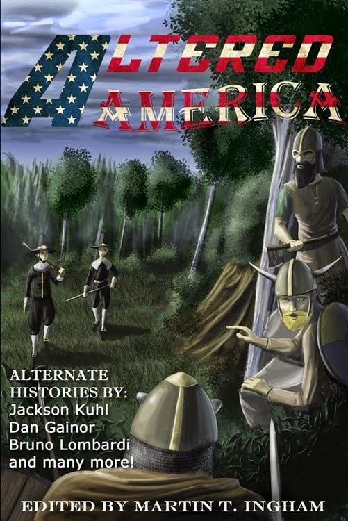 Altered America anthology