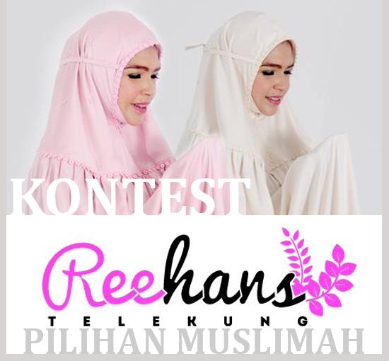 Artikel Terbaik Telekung Reehans Pilihan Muslimah