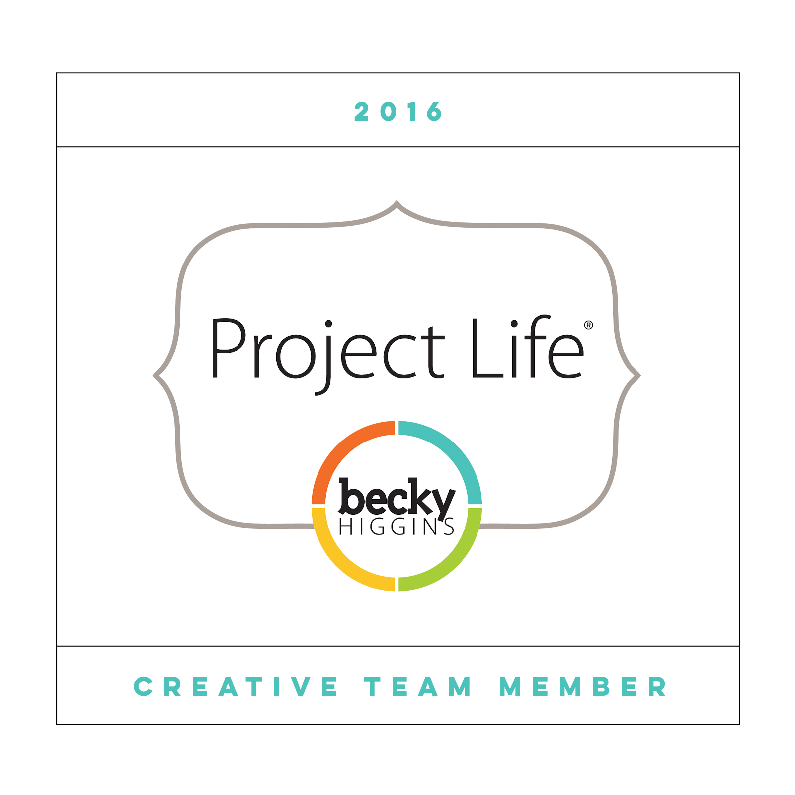 2016 Project Life Creative Team