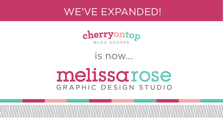 Cherry on Top Blog Shoppe