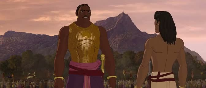 Watch Online Full Hindi Animation Movie Arjun The Warrior Prince 2012 300MB Short Size On Putlocker Blu Ray Rip