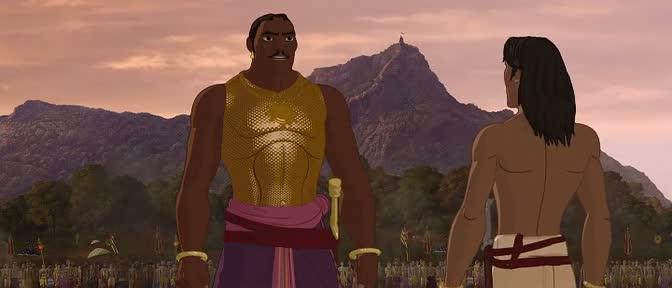 Watch Online Full Hindi Animation Movie Arjun The Warrior Prince 2012 300MB Short Size On Putlocker Blu Ray Rip