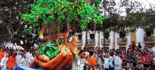 carnival schedule 2013