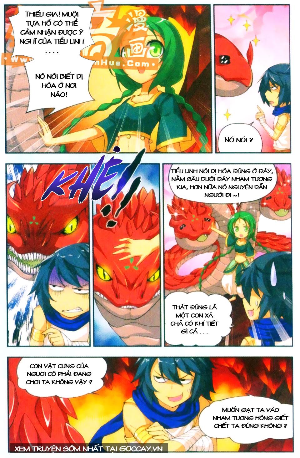 Đấu Phá Thương Khung chap 43 page 16 - IZTruyenTranh.com