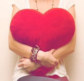 love angst heart