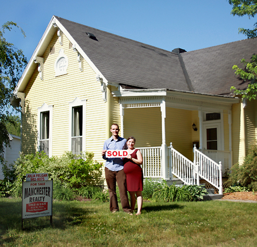 Foy update sold our first house for Our victorian house