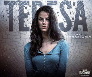 the maze runner kaya scodelario