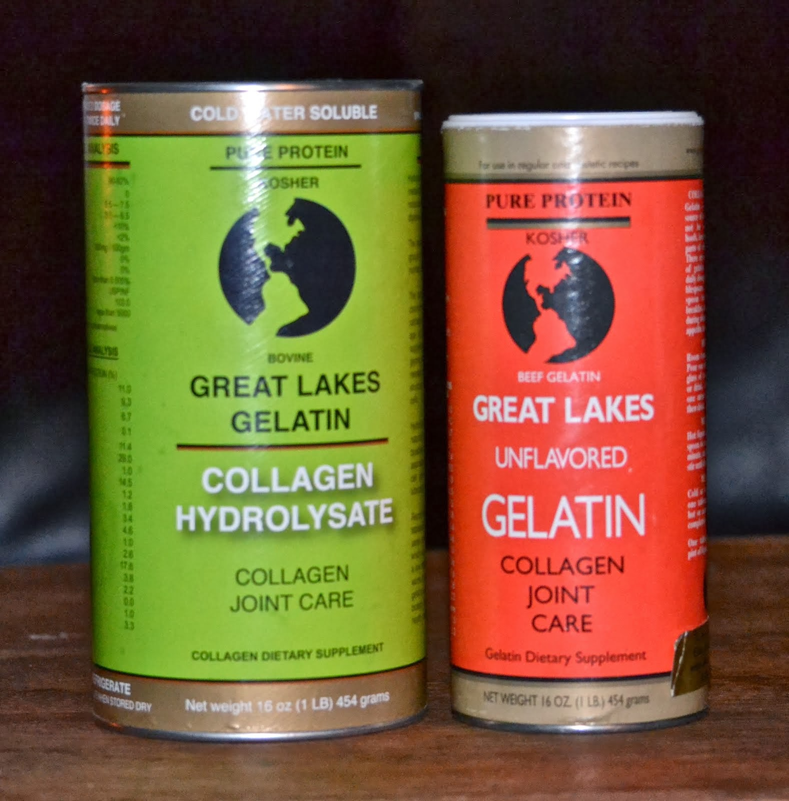 GELATIN HELPS HEAL LEAKY GUT