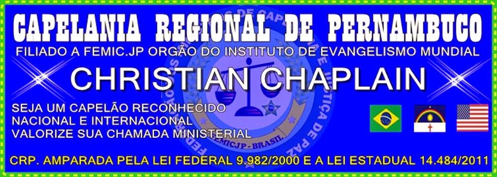 CAPELANIA REGIONAL DE PERNAMBUCO