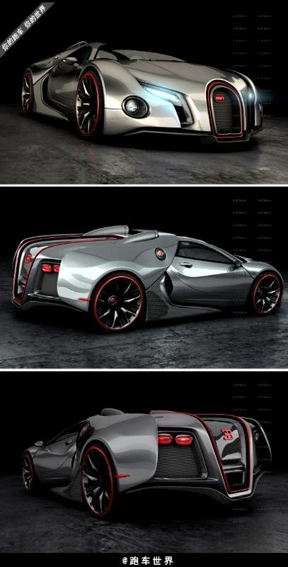 中華車庫 - CHINA GARAGE: We Just Love Cars!: Bugatti ... Bugatti Renaissance Concept