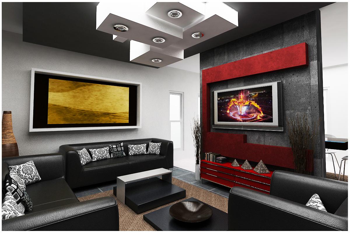 Proyectos arquitectonicos y dise o 3 d for Disenos de interiores en tablaroca
