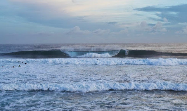 Sata Arlines Azores Pro 2014 0 Foto ASP Damien%2BPoullenot