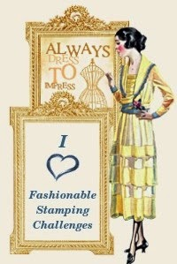 Fashionable stamp challenges