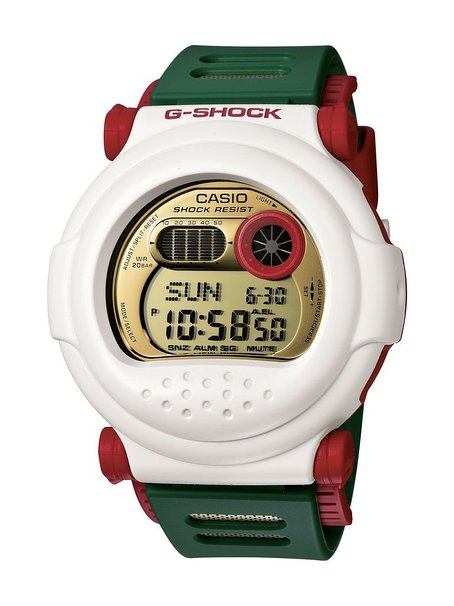 G-Shock G001CB-7 Limited Edition Series Luxury Watches - White