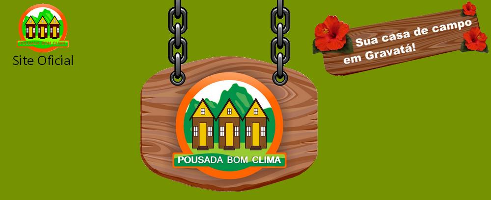 Blog da Pousada Bom Clima