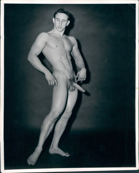 Alienated in Vancouver: Vintage Male Nudes: A Rather