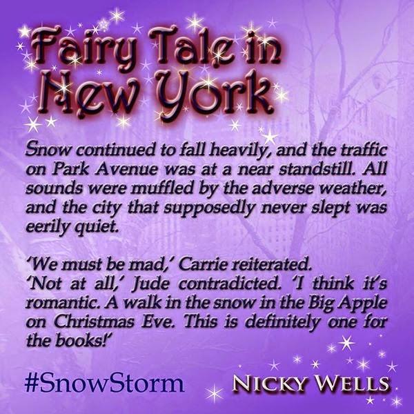 Fairytale in NY sample