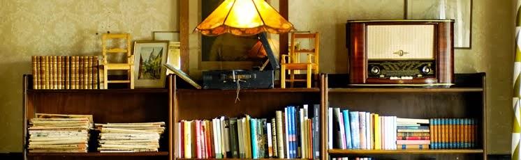 Blandade böcker