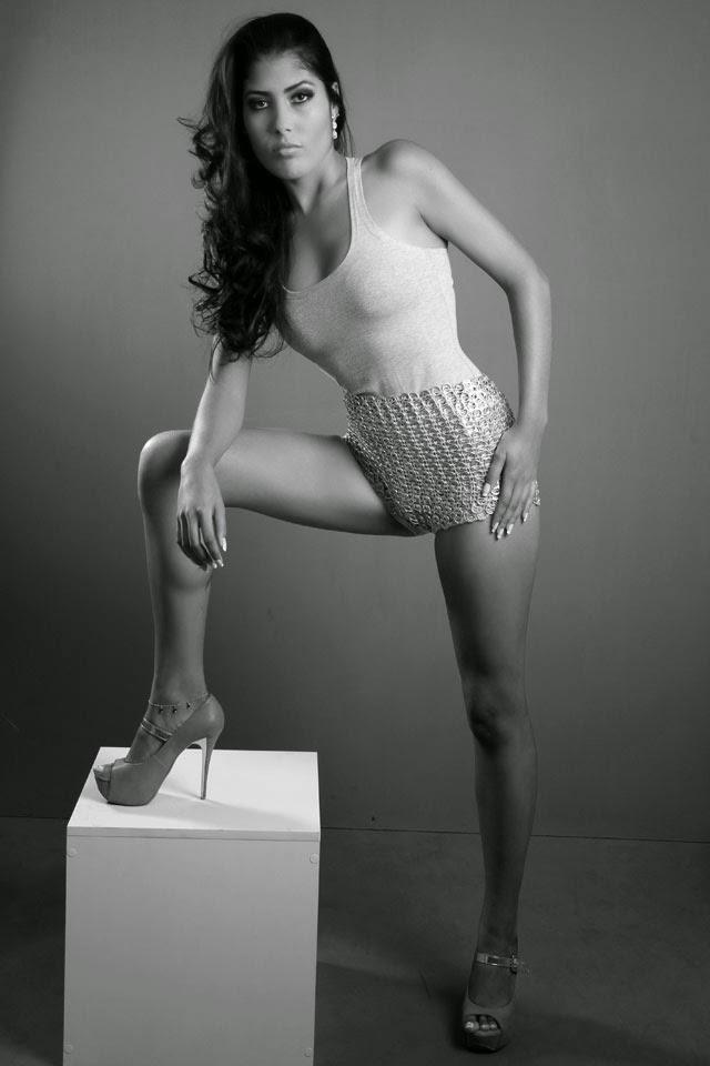 Ana Paula, Miss Lagoa Dourada 2014 - Foto: Marcos Januário