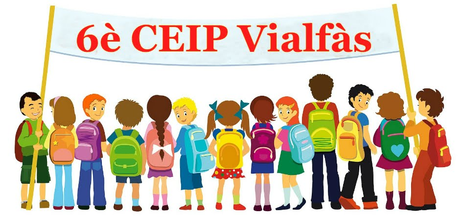 CEIP VIALFÀS - 6è Primària 2019/2020