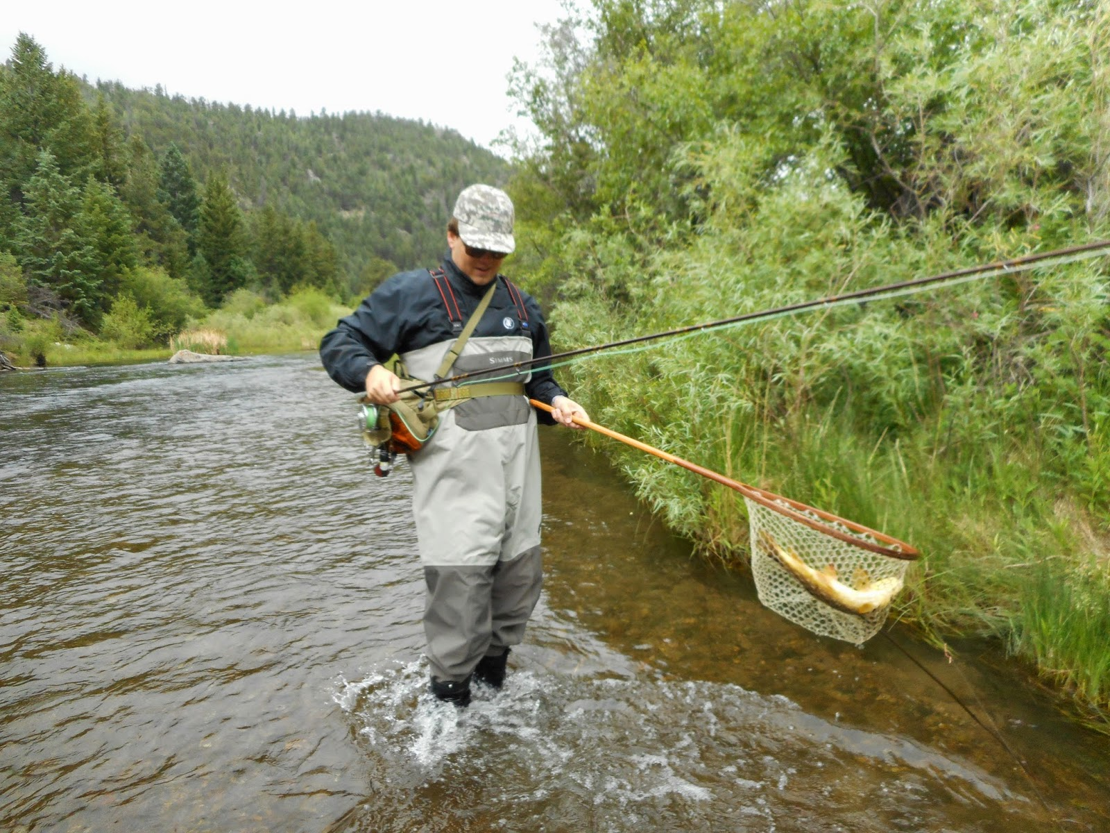 Anthony surage faith and fly fishing musings of spirit for Rising fly fishing