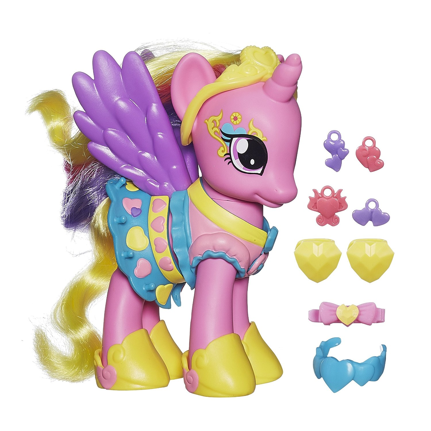 Fashion Style Princess Cadance And Sunset Shimmer On