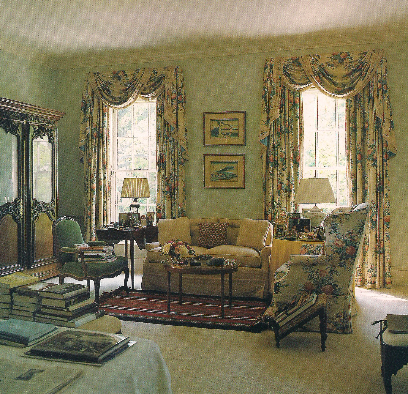 The devoted classicist katharine graham georgetown for The master bedroom tessa hadley