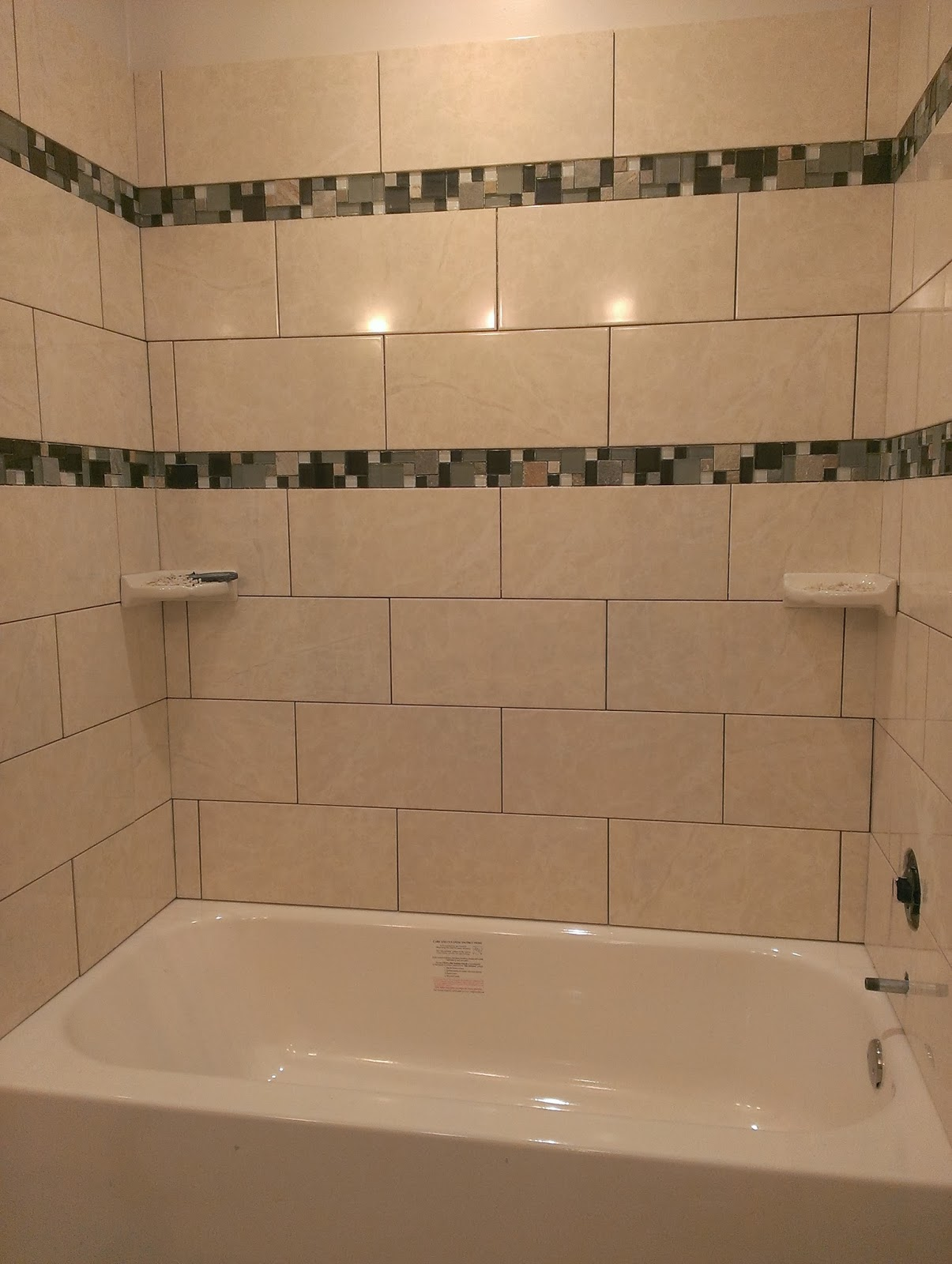 Epoxy Grout For Bathrooms: If I Had Anything To Say...: Bathroom Renovation: What A