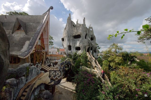 World Of Mysteries Dalat Crazy House In Vietnam 51 Pics