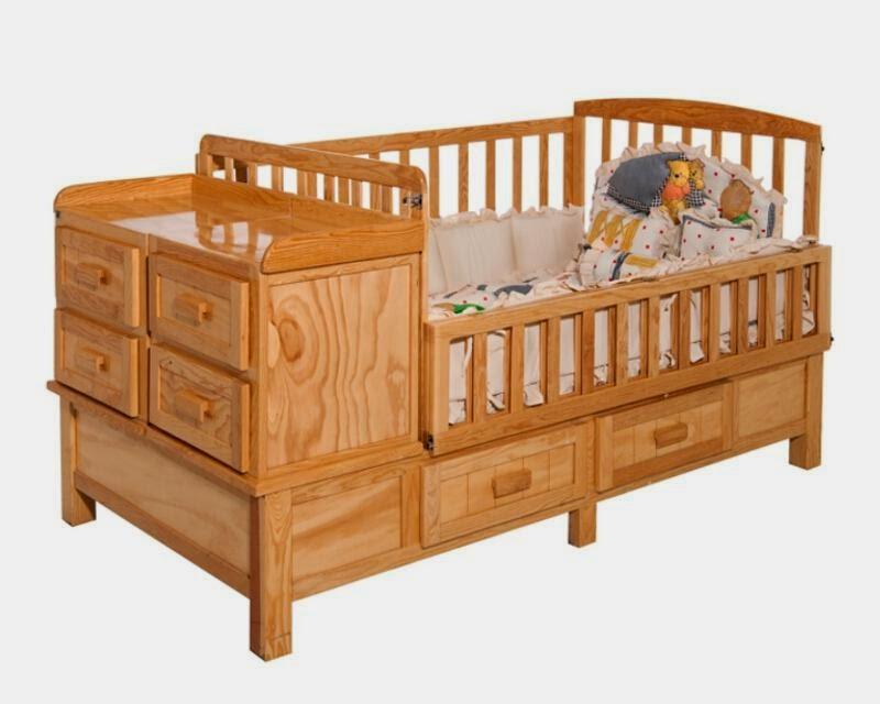 La habitaci n del beb la ventanita de luz - Modelo de cunas ...