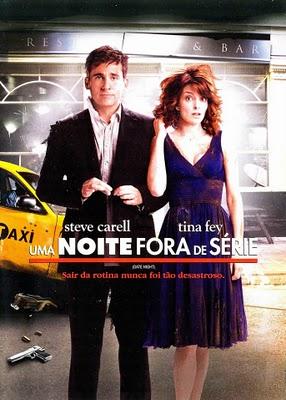 Filme Uma Noite Fora de Série Dublado AVI DVDRip