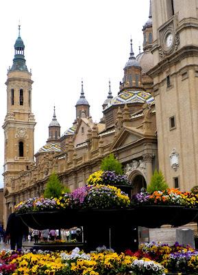 Basílica del Pilar. Zaragoza