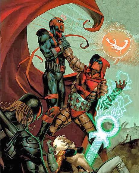 Night Thrasher (Marvel Comics) Character Review - New Warriors