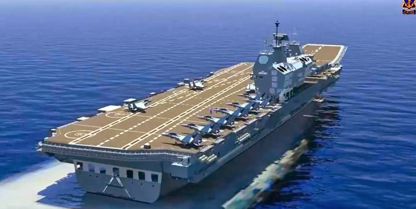 Indian Navy: How many Aircraft Carriers should India have? Why ...