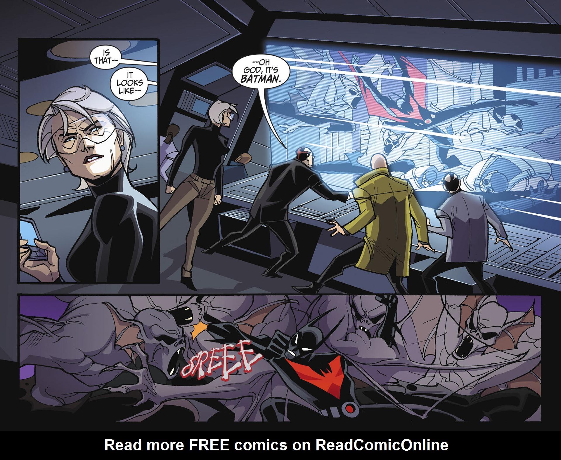 Batman Beyond 2.0 #14 #27 - English 15