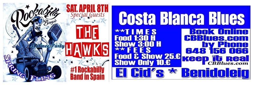 COSTA BLANCA BLUES