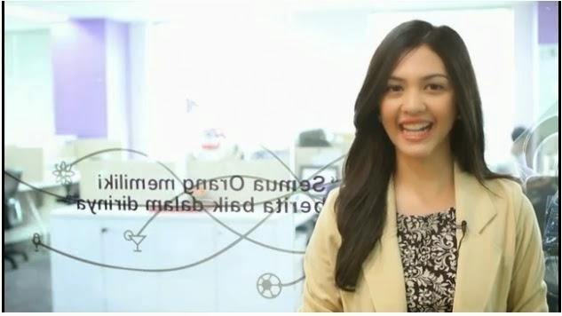 Presenter Yahoo Indonesia