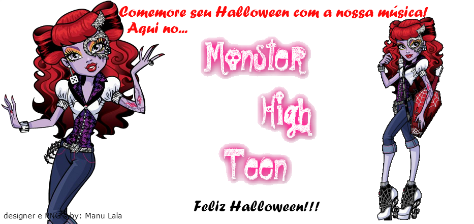 Monster High Teen