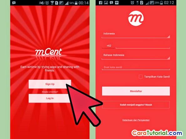 Cara Mendapatkan Pulsa Gratis di Android (All Operator)